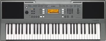 yamaha keyboard lighted keys yamaha portable touch sensitive keyboard with adaptor long