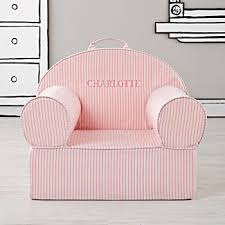 Personalized Kid Chair Pink Kids Chair The Land Of Nod
