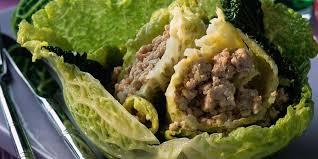 cuisiner un chou vert chou vert farci facile et pas cher recette sur cuisine actuelle