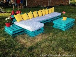 Diy Wood Pallet Outdoor Furniture by Cute Pallet Outdoor Furniture Ideas Pallet Wood Projects