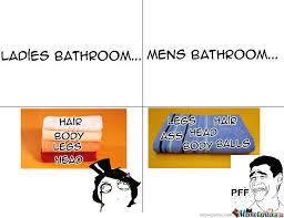 Men And Women Memes - bath man vs women by kiril mojsov meme center