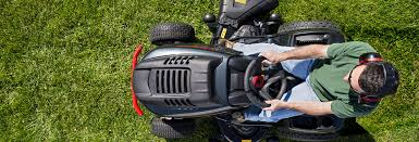 when to find the best sales on a riding lawn mower consumer reports