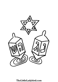 hanukkah coloring page free hanukkah coloring pages thelittleladybird com