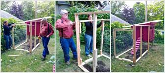 building a backyard chicken coop homesteading and livestock
