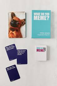 What Do Meme - what do you meme fresh memes expansion pack urban outfitters
