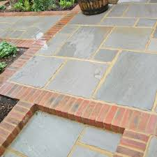 Pointing Patio Natural Sandstone Patio Pack Bradstone Simply Paving