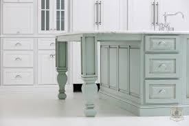 green kitchen island mint green kitchen island design ideas