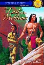 the last of the mohicans by james fenimore cooperles martin scholastic