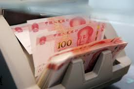 china u0027s fx reserves post surprise rise in march on more stable yuan