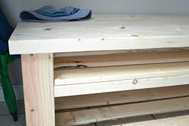 mudroom bench with shoe storage i am a homemaker