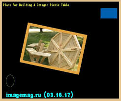 Plans For Building A Octagon Picnic Table by Top 17 Idei Despre Octagon Picnic Table Pe Pinterest