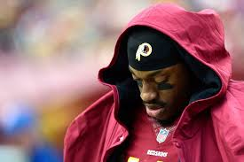Why Did Rg3 Get Benched Dear Rg3 You Are Not An Nfl Qb Cbs Dc