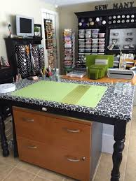 Craft Sewing Room - sew many ways vinyl covered sewing or craft table and so