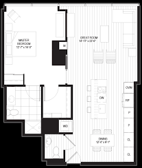 one bedroom floor plan one bedroom floor plans optima chicago center