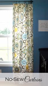 Easy Sew Curtains 40 Ways To Dress Up Boring Windows Page 6 Of 9 Diy Joy