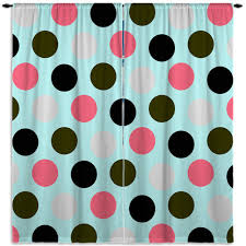 Mint Colored Curtains Mint Green Pink Window Curtain Turquoise Curtains