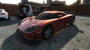 koenigsegg crash 2006 koenigsegg ccx autovista add on replace tuning gta5