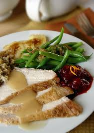 thanksgiving dinner plates best images collections hd for gadget