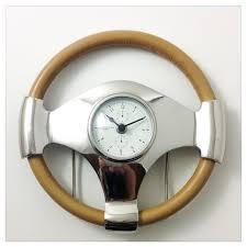 cadeau bureau homme horloge de bureau volant de voiture ambre concept store