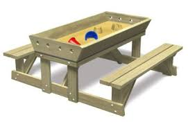 Sand Table Ideas Play Sand Table