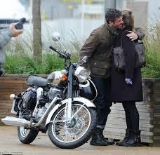 motorbike ankle boots renee zellweger packs on pda with patrick dempsey on bridget jones