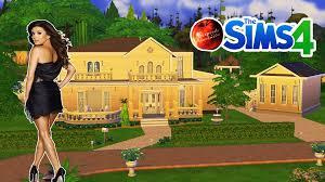 Bree Van De Kamp House Floor Plan by Déco U0026 Co Sims 4 Maison Des Solis Desperate Housewives Youtube