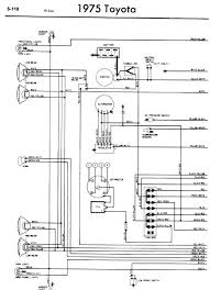 wiring diagram wiring diagram for toyota hilux d4d 1975