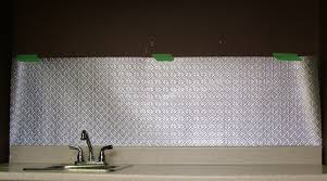 interior awesome tin backsplash awesome brown tin backsplash for