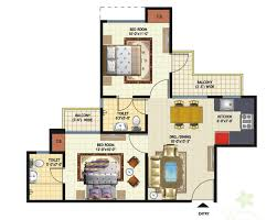 Amrapali Silicon City Floor Plan Amrapali Princely Estate Noida 4500psqft