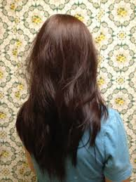 how to cut hair straight across in back step cut hairstyle for straight hair back view long hairstyles u