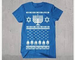 hideous hanukkah shirts hanukkah t shirts