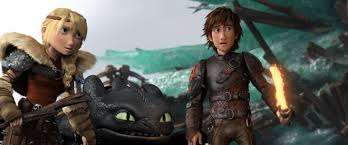 train dragon 2 deluxe edition review blu ray