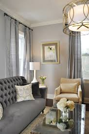 Grey Home Interiors Good Gray And Gold Living Room 14 On Home Design Interior With