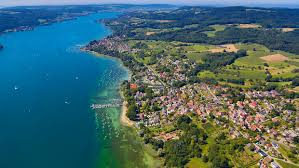 Konstanz Germany Map by The Lake For Active Holidaymakers Bodensee Tourismus