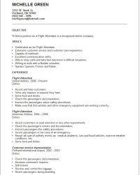 flight attendant cover letter flight attendant resume template