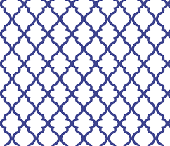 blue quatrefoil wallpaper quatrefoil royal blue on white wallpaper joyfulrose spoonflower