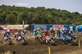 ama motocross calendar ryan dungey ama unadilla win
