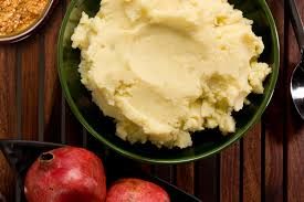 thanksgiving mashed potatos buttery mashed potatoes recipe chowhound