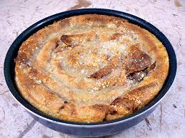 une cuisine pour voozenoo gratin de crêpes aux noix serbe une cuisine pour voozenoo