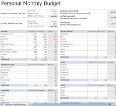personal monthly budget planning miiight be a good idea