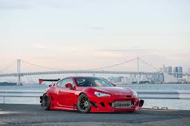 frs rocket bunny rs watanabe r17 17