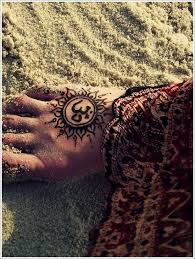 44 best om henna tattoo images on pinterest hennas cake and drawing