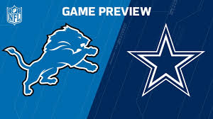 lions vs cowboys matthew stafford vs dak prescott move the