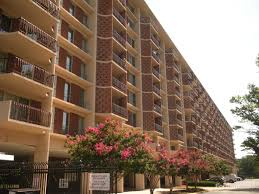 capitol park plaza and twins apartments washington d c dc walk