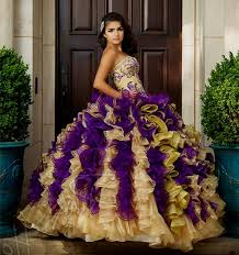 quinceanera dresses for sale gold and purple quinceanera dresses naf dresses