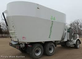 2003 kenworth t800 mixer truck item da0303 sold march 8