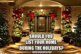 3 reasons why you might not want to sell your home during the holidays