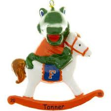 florida gators ornaments gifts personalized