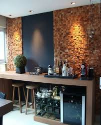 home bar interior 9 best adega images on gourmet walls and wine house
