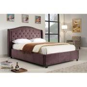 Upholstered Platform Bed King King Platform Beds
